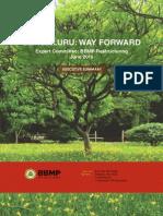 Bengaluru.way.Forward