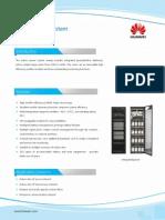 HUAWEI Indoor Power System Brochure