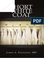 Short White Coat