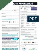 PPHC 2010 Application