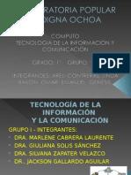 Comunicacion y Tecnologia