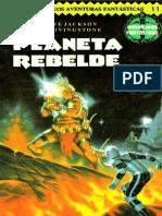 Aventuras Fantasticas 11 - O Planeta Rebelde