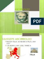 GIUSSEPE ARCIMBOLDO.pptx