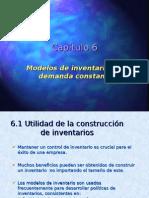 Concepto Modelo Inventarios