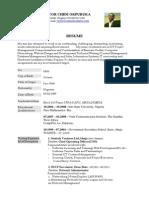 Victor CHIDI O- Resume (1)
