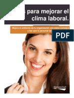 Tips Para Mejorar El Clima Laboral