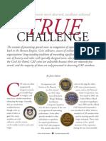 CAP Challenge Coins History