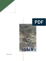 Informe Visita de Campo de Geologia Para Ingenieros