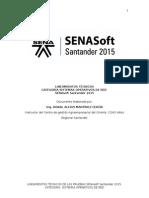 Lineamientos Sistemas Operativos de Red Senasoft 2015