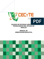 Guía Orientación Educativa CECyTEH 2015 - Copia