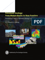 Petroleum Geology - Fro m Mature Basins to New Frontiers - B.a. Vining and S.C. Pickering (2010)