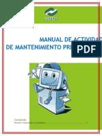 Manual de Parcticas de Mantenimiento