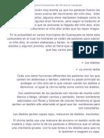 Los Pastores Para El Levantamiento Del Niño Dios en Guanajuato