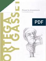 González Serrano, C.J. - Ortega y Gasset. Pensar La Circunstancia