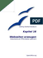 OpenOffice - Handbuch - Kapitel 16