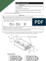 Defi Din Install pt1 Safety Gauge