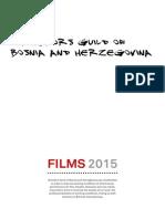 Directors Guild of b&h - Project Book
