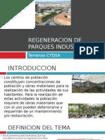 Regeneracion de Parques Industriales
