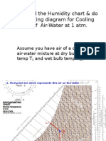 Cooling Tower Psych Ro Metric Chart