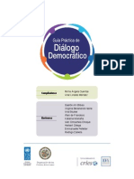 Guia Practica de Dialogo Democratico