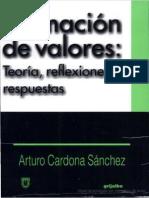 Cardona_Porqueformarvalores(1)(1)