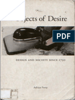 A. Forty, 'Objects of Desire. Introduction', p. 0006-0010