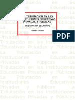 Instituciones Educativas - Privadas y Publicas