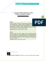Construção e Funcionamento Do Autor - Urutágua