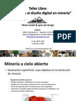 Clase II - Block Model & OP Design