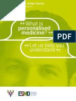 ESMO Patient Guide Personalised Cancer Medicine