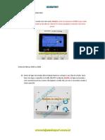 Manual Central Alarme GSM 2015