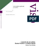 Texto de Crítica Sobre o Doutor Fausto de Thomas Mann