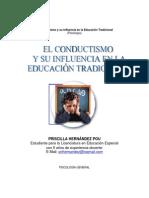 El Conductismo y Su Influencia en La Educacion Tradicional (2)