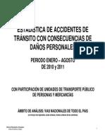 Accidents de Transito FELCC FELCV FELCN