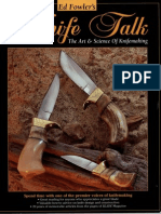 Knife Talk - The Art & Science Od Knifemakinga 0