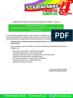 Comunicado 006 2015 CENA-FA