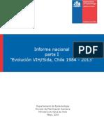 Informe Pais 1984-2013
