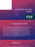 La Teoría Del Big Bang