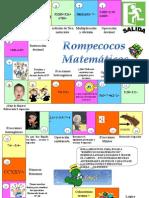 Rompecoco MatemaTico
