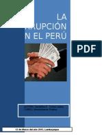 EMSAYO DE LA CORRUPCION EN EL PERU.docx