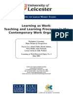 Workplace Learning Final