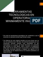 herramientas tecnologicas en operatoria