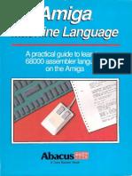Amiga Machine Language