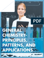 General Chemistry Principles, Patterns, And Applications