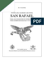 Novena Al Arcangel San Rafael