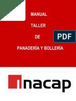 Manual Taller de Panadería y Bollería