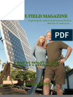The Infinite Field Magazine March 2010 Issue