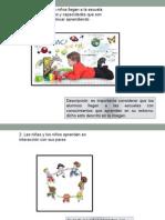 """""""Características Infantiles y Procesos de Aprendizaje"""""""