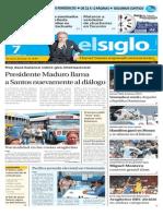 Edicion Impresa El Siglo 07 de Septiembre de 2015