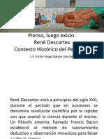 René Descartes-contexto Histórico